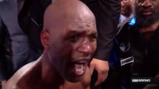 Download Bernard Hopkins final fight ends bad clip trash talk goes wrong Video