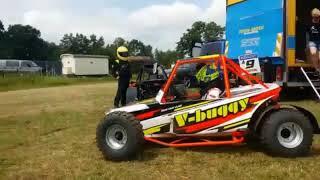 Download V Buggy impressie. KNAF mini buggy serie. Video