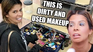 Download FULL FACE OF WALMART CLEARANCE MAKEUP | A MESS... Video