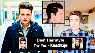 Download Choosing the Best Hairstyle for Your Face Shape | Mens Hair Video