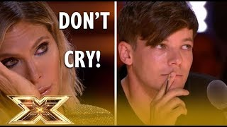 Download 4 INSPIRING Auditions That Made Judges CRY on X Factor 2018! Video