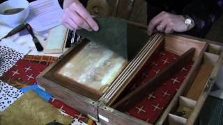 Download Restoring an antique box. Jackdaw Boxes Video