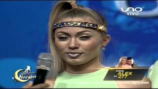 Download Novio de Anita le pone 0 en baile - Juez Calle 7 Video
