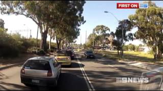 Download Perth Drivers Blocking Ambulances | March 12, 2013 Video