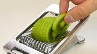 Download What Can You Cut with an Egg Slicer? Life Hacks Video