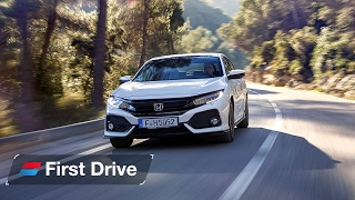 Download Honda Civic 2017 first drive review Video