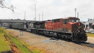 Download NS 282 with a CP leader in Stockbridge, Ga. Video