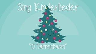 Download O Tannenbaum - Weihnachtslieder zum Mitsingen   Sing Kinderlieder Video