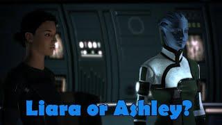 Download Mass Effect - Выбор: Лиара или Эшли? Video