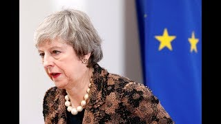 Download Theresa May addresses UK Parliament after EU summit | LIVE Video