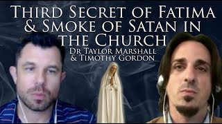 Download Third Secret of Fatima and Corruption in the Catholic Church w Dr Taylor Marshall & Timothy Gordon Video