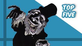 Download Top Five Scariest Villains In Comics Video