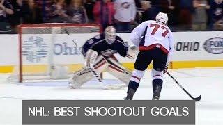 Download NHL: Best Shootout Goals Video