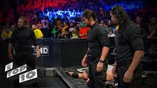 Download Ringside Invasions: WWE Top 10 Video