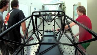 Download Formula Student / FSAE 2012 - Rollout Infinity Racing TOMSOI IV Video