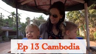 Download Ep 13: Cambodia with Kids - Bamboo Train, Bat Caves, Emotional Killing Caves & More Video