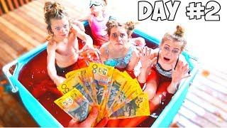Download LAST KID TO LEAVE THE SLIME PIT WINS $1000 Challenge *kids Version of the Mr Beast challenge* Video