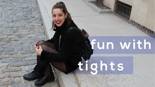 Download Fun With Tights   Le Mode D'Être Video
