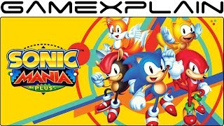Download Sonic Mania Plus - Launch Day Livestream! Video