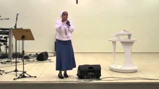 Download Grupo de oração Raio de Luz / Pregação Irmã Zélia Garcia Ribeiro 21/01/14 Video