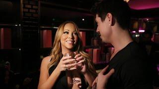 Download 'Mariah's World': Mariah Carey Gives Bryan Tanaka a Sexy Lap Dance Video