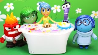 Download Inside Out Full Set Console Light Up Toys. Joy, Disgust, Fear, Sadness & Anger. DisneyToysFan. Video