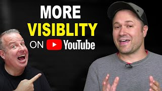 Download How to get More Views and Visibility on YouTube! Advanced Tips with Tim Schmoyer Video
