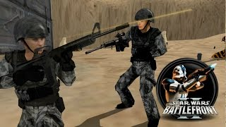 Download Star Wars Battlefront II Mods (PC) HD: Starship Troopers - Whiskey Outpost Video