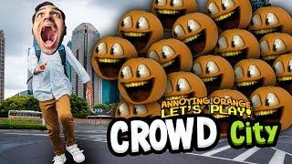 Download CROWD CITY! - Annoying Orange Minions!!! Video