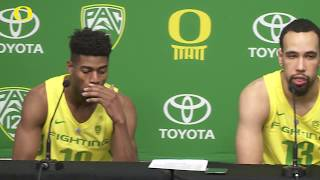 Download Victor Bailey Jr. and Paul White USC Post Game Video