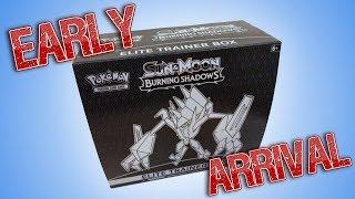 Download Burning Shadows Elite Trainer Box Opening! Video
