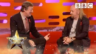 Download Tweeting Stephen Fry | The Graham Norton Show - BBC Video