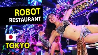Download Robot Restaurant in Tokyo Video