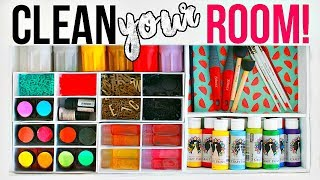 Download CLEAN YOUR ROOM! | DRAWERS EDITION - 7 New DIY Organizations + Tips & Hacks Video