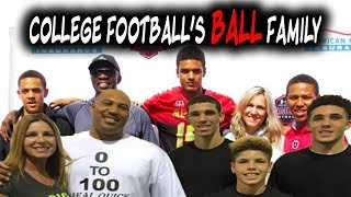Download The Ball Family of College Football? .....Not Exactly Video