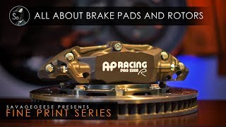 Download Learn About Brake Rotors and Pads | Fine Print Series Video