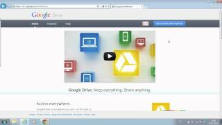 Download How to use cloud server - Google Drive Video