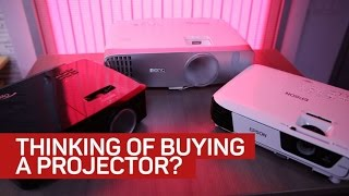 Download 6 things to know about home theater projectors Video
