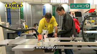Download ROJEK, Woodworking Machinery – EURO 9 Video