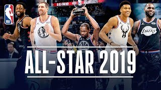 Download 2019 NBA All Star Weekend All-Access Video