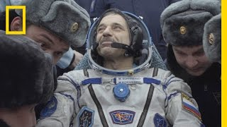 Download What Did This Cosmonaut Miss About Earth After a Year in Space? | National Geographic Video