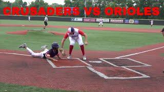 Download Crusaders Baseball Club 16U vs Staten Island Orioles at Diamond Nation 16U Blue Chip tournament Video