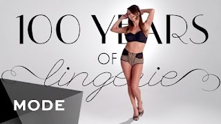 Download 100 Years of Fashion: Lingerie ★ Mode Video