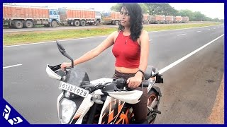 Download How to Ride a motorcycle | Beginners Guide | Girlfriend Edition | RWR Video