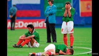 Download Mexico Bulgaria (Penales) - Mundial USA 94 Video