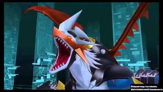 Download DNA Digivolve + Imperialdramon DM/FM Digivolve! - Digimon Story Cyber Sleuth Video