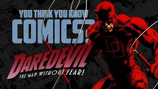 Download Daredevil - You Think You Know Comics? Video