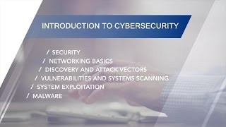 Download Introduction to Cybersecurity Video
