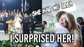 Download SURPRISING MY GIRLFRIEND AT GRADUATION! Video