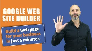 Download Google website builder now available in Google my business Video